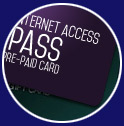 Econnective Internet Cafe London Prepaid internet access pass